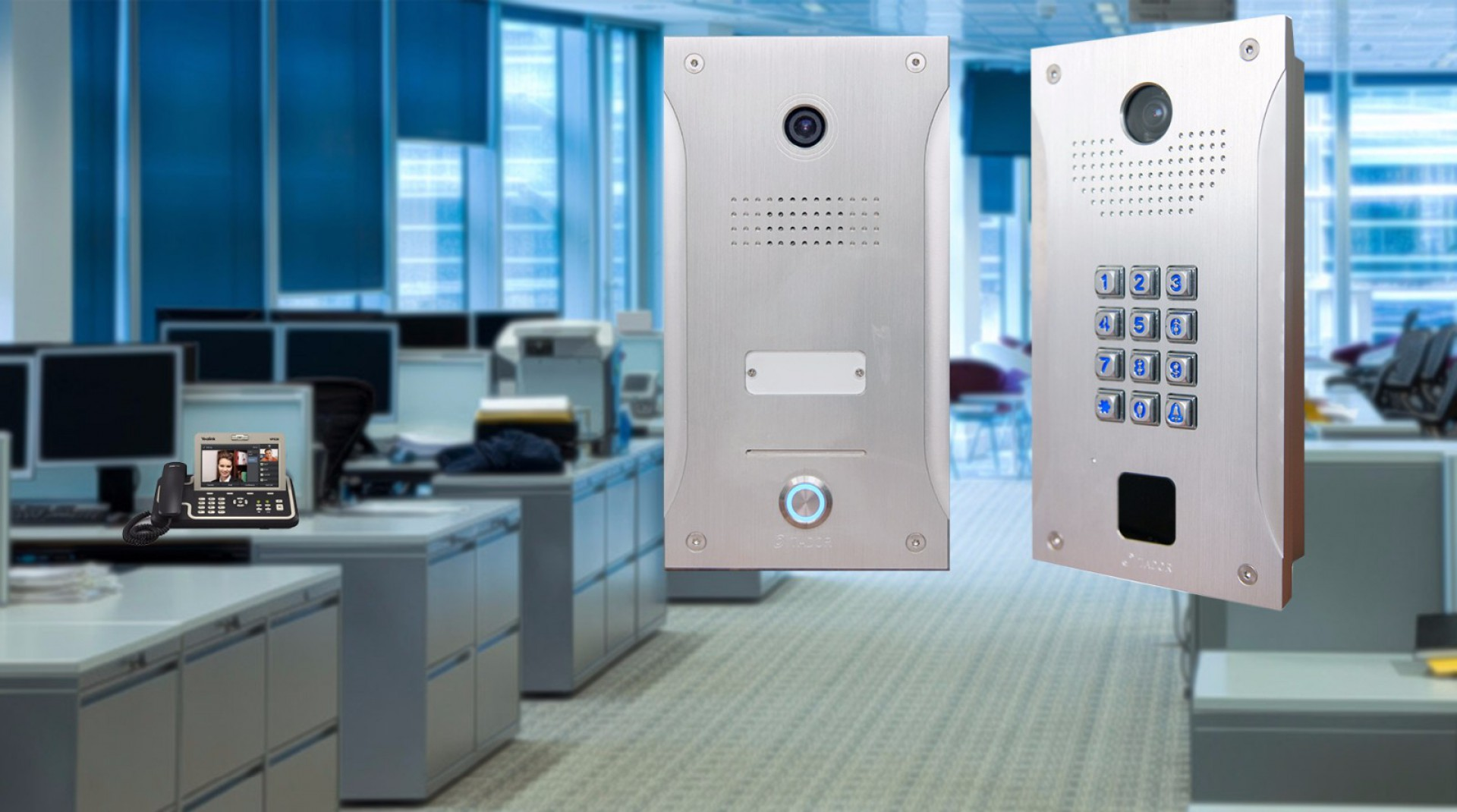 Tador Uk Telephone Based Door Entry Systems